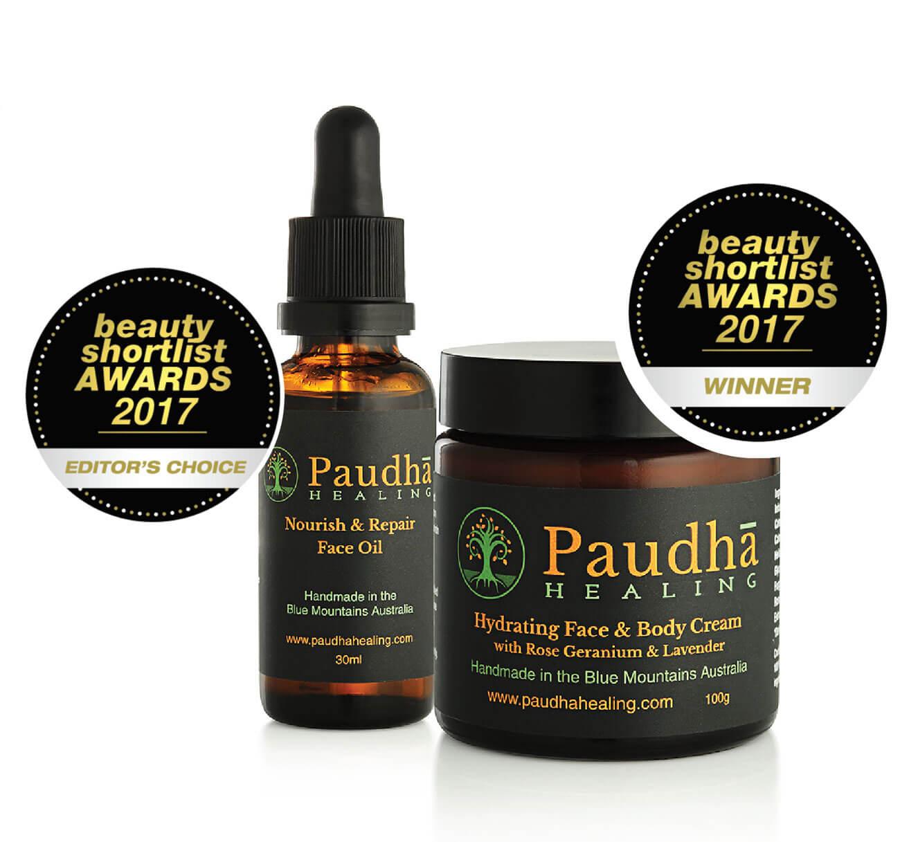 Face Body Cream With Rose Geranium Lavender 100g Sandalwood Hydrosol 50 Ml